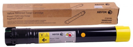 Картридж Xerox 106R01449 metered